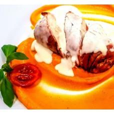 Filet z kurczaka po Tyrolsku
