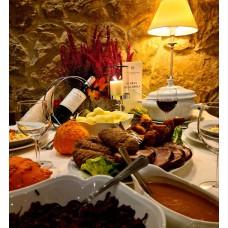 Obiad rodzinny - zestaw rolada wołowa (4 osoby)