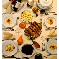 Obiad rodzinny - zestaw rolada wołowa (2 osoby)